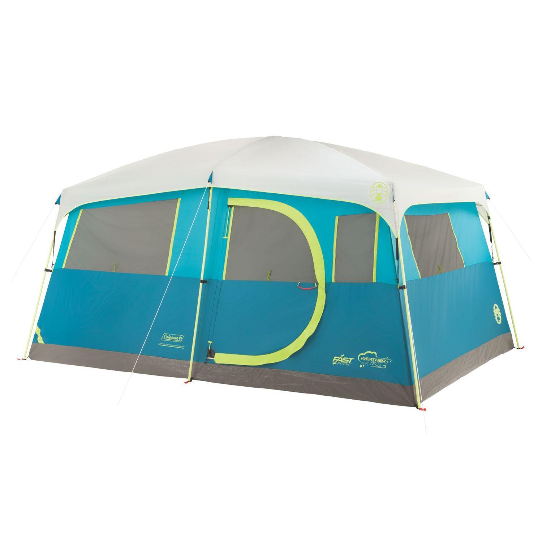Coleman Tenaya Lake Fast Pitch 8-Person Tent  sc 1 st  Kohlu0027s & Tenaya Lake Fast Pitch 8-Person Tent
