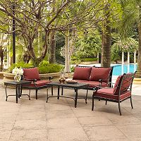 Portofino Cast Aluminum Conversation 5-piece Set