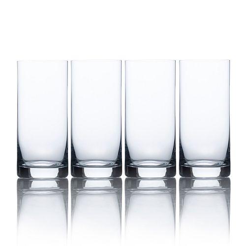 Mikasa Laura 4-pc. Highball Glass Set