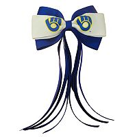 Women's Milwaukee Brewers Bow Hair Clip