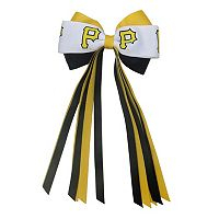 Women's Pittsburgh Pirates Bow Hair Clip