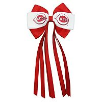Women's Cincinnati Reds Bow Hair Clip
