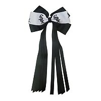 Women's Chicago White Sox Bow Hair Clip