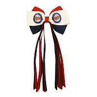 Women's Minnesota Twins Bow Hair Clip
