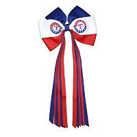 Women's Texas Rangers Bow Hair Clip