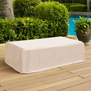Outdoor Rectangular Table Furniture Cover