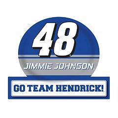 Jimmie Johnson Jumbo Tailgate Magnet