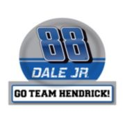 Dale Earnhardt, Jr. Jumbo Tailgate Magnet