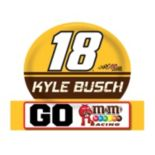 Kyle Busch Jumbo Tailgate Magnet