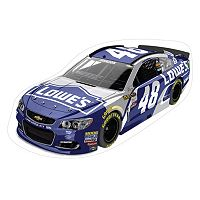 Jimmie Johnson Peel & Stick Car Decal