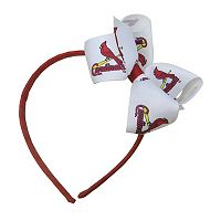 Women's St. Louis Cardinals Bow Headband
