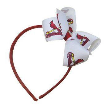 Women's St. Louis Cardinals Bow Headband