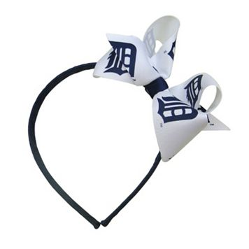 Women's Detroit Tigers Bow Headband