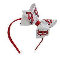Women's Boston Red Sox Bow Headband
