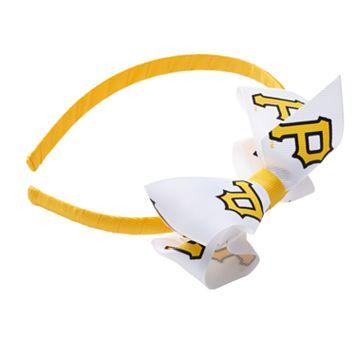 Women's Pittsburgh Pirates Bow Headband
