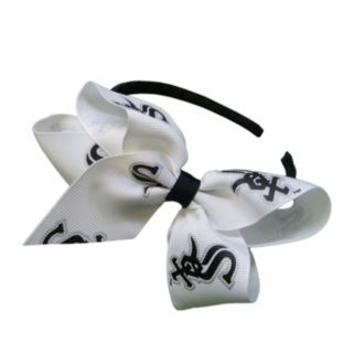 Women's Chicago White Sox Bow Headband