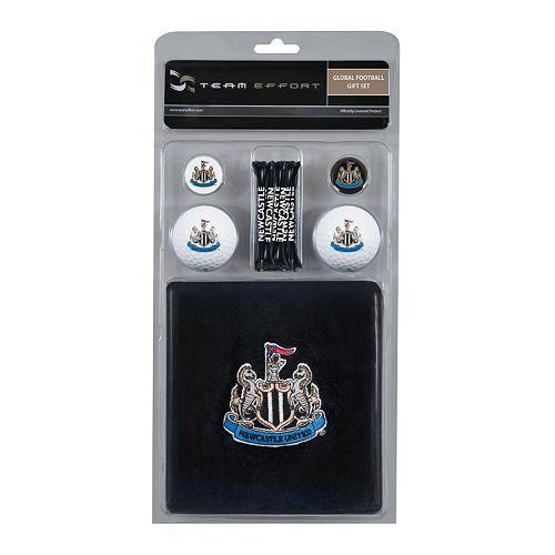 Team Effort Newcastle United FC Golf Gift Set