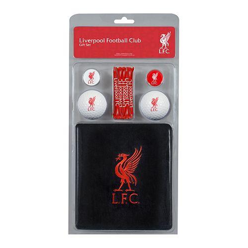 Team Effort Liverpool FC Golf Gift Set