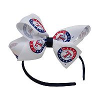 Women's Texas Rangers Bow Headband