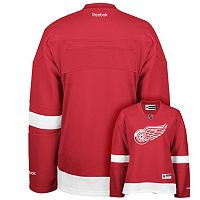 Women's Reebok Detroit Red Wings Premier Jersey