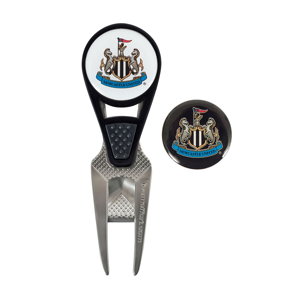 Team Effort Newcastle United FC CVX Ball Mark Divot Repair Tool