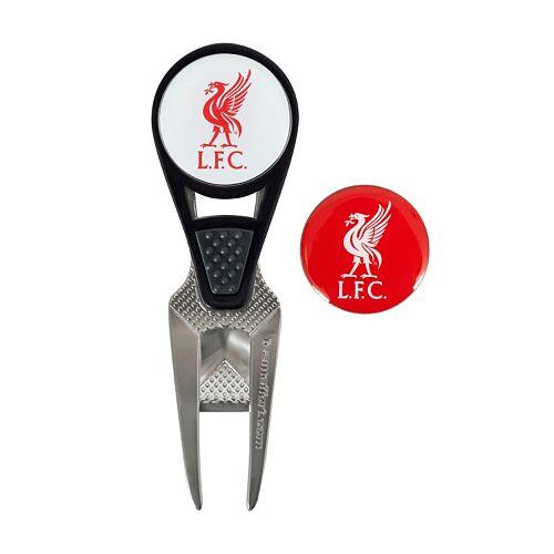 Team Effort Liverpool FC CVX Ball Mark Divot Repair Tool