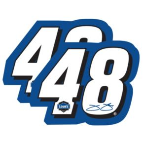 Jimmie Johnson 2-Pack Jumbo Number Decal Set