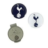 Team Effort Tottenham Hotspur FC Hat Clip & Ball Marker Set