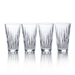 Mikasa Revel 4 pc Highball Glass Set