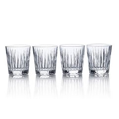 Mikasa Revel 4-pc. Double Old-Fashioned Glass Set
