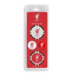 Team Effort Liverpool FC Golf Ball Marker Set