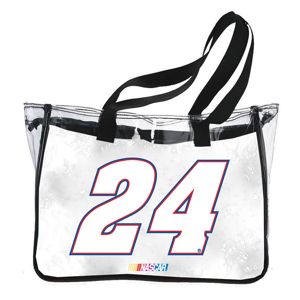 Chase Elliot Clear Tote