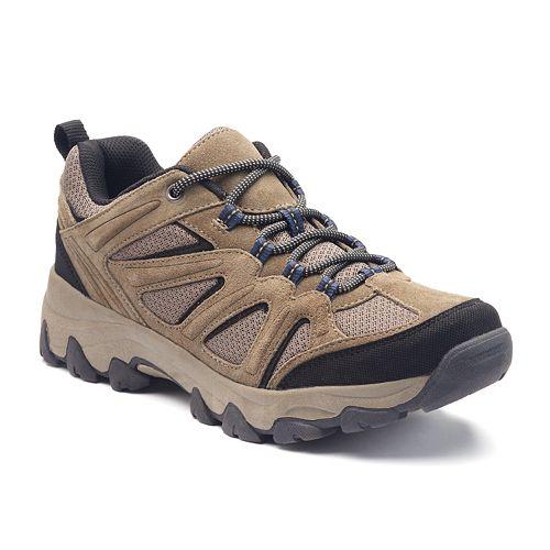 fdcaf537e9e Croft & Barrow® Men's Ortholite Low Hiking Boots