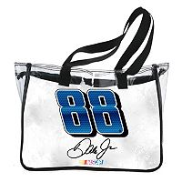 Dale Earnhardt, Jr. Clear Tote
