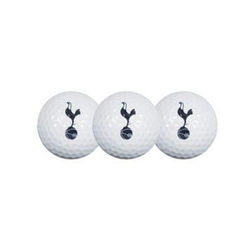 Team Effort Tottenham Hotspur FC 3-Pack Golf Ball Set