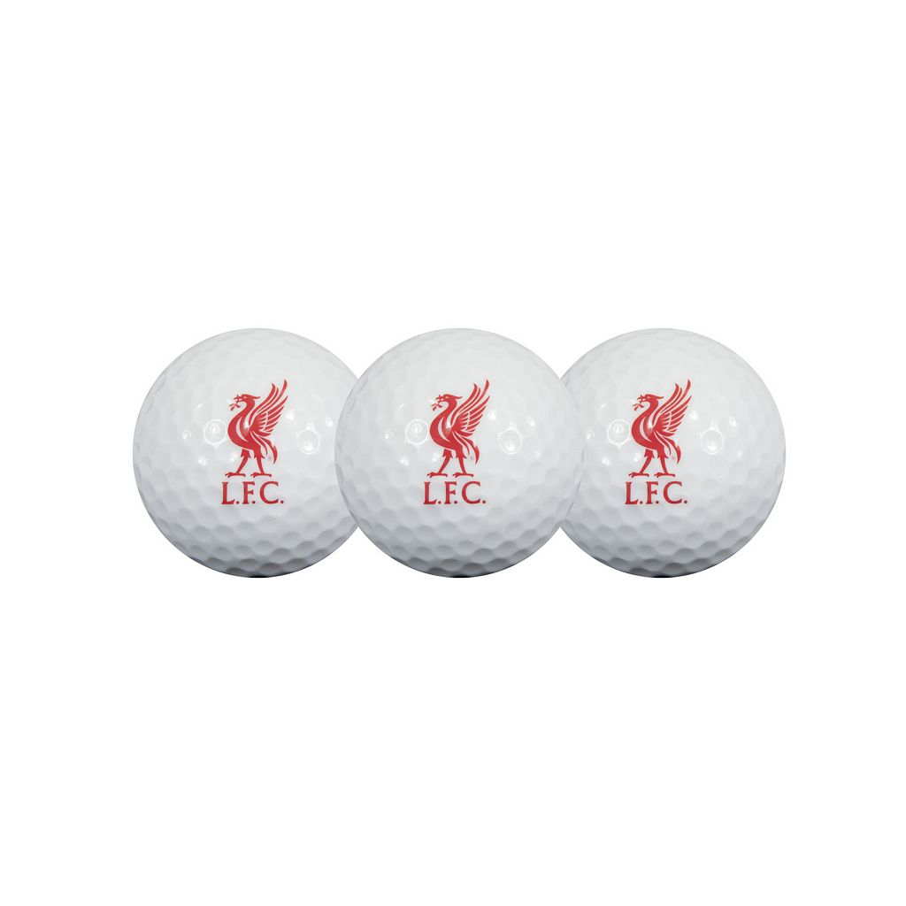 Team Effort Liverpool FC 3-Pack Golf Ball Set