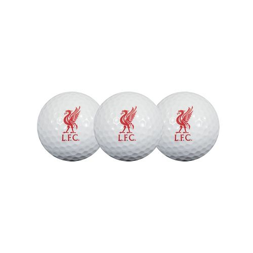 Team Effort Liverpool FC 3-Pack Golf Ball Set