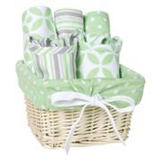 Trend Lab 7 pc Feeding Basket Gift Set