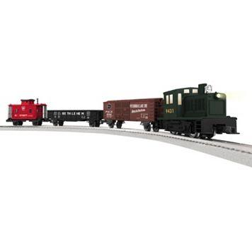 Lionel Trains Junction Pennsylvania Diesel Train Set