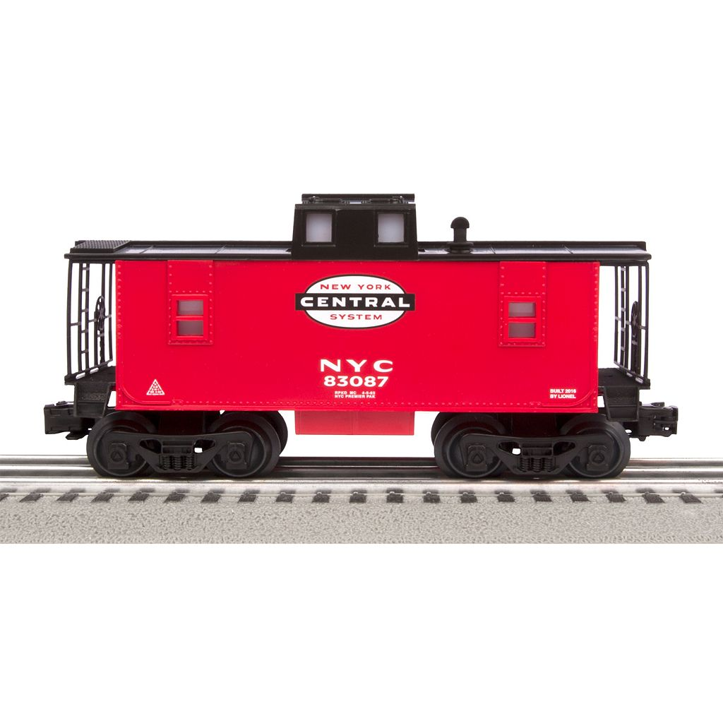 Lionel Trains New York Central RS-3 O Gauge LionChief Train Set