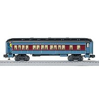 The Polar Express Conductor Announcement Car by Lionel Trains