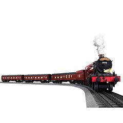 Harry Potter Hogwarts Express LionChief Train Set by Lionel Trains by