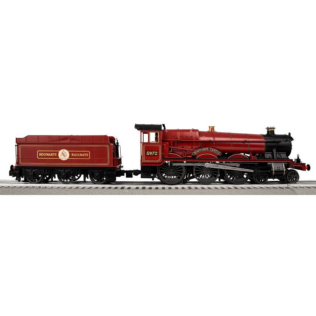 Harry Potter Hogwarts Express LionChief Train Set by Lionel Trains