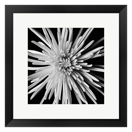 Metaverse Art Spider Mum Framed Wall Art