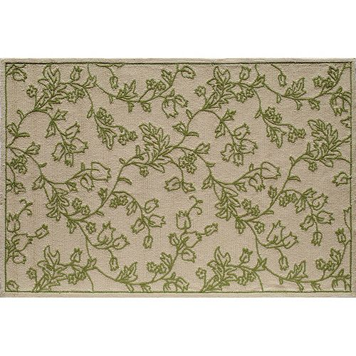 Rugs America Lenai Scrolls Indoor Outdoor Rug