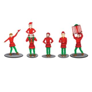 The Polar Express Elf Figure Pack by Lionel Trains