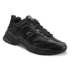 Skechers Work Relaxed Fit Soft Stride Mavin Men's Utility Shoes