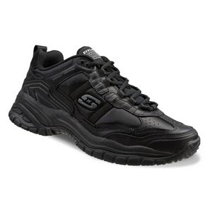 dcea96092b9 Skechers Relaxed Fit Flex Advantage Men's Slip-Resistant Work Shoes