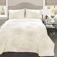 Lush Decor Serena 3-piece Quilt Set