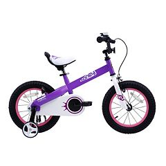 Youth Royalbaby Honey 18 in Tire Bike
